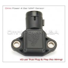 Omni Power 4 Bar Map Sensor Honda/Acura B/D/F/H Series